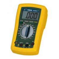TM Full Protection Live Wire Verification Multimeter with Thermometer