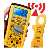 Wireless Digital Multimeter