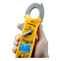 Compact Clamp Meter with True RMS Packed with HVACR Measurements
