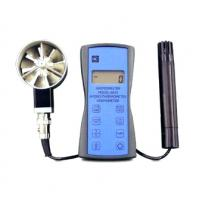 Rotating Vane Anemometer Model for HVAC Ventilation and Balancing