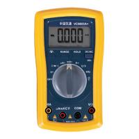 Auto-range/Frequency Digital Multimeter