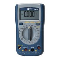 Auto-identification AC/DC Digital Multimeter