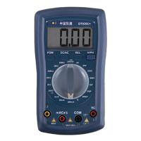 All-ranges Proection DMM With Capacitor Checking and TEMP Testing