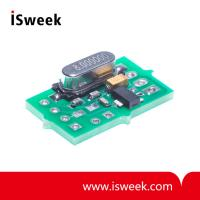 Temperature Sensor SMT172 to I2C Interface Board