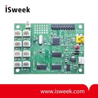 Evaluation Board for 8 Temperature Sensors SMT172