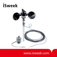 Vortex Pole Mount Anemometer with Dual Digital Display