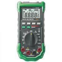 Digital Multimeter With Environment 5 in 1