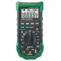 Digital Multimeter With Infrared Thermometer