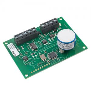 LuminOx Optical Oxygen Sensor Evaluation Interface Board