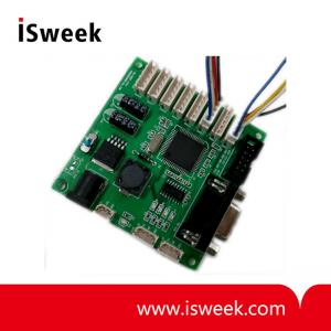 Distance Measure Sensor Interface Board