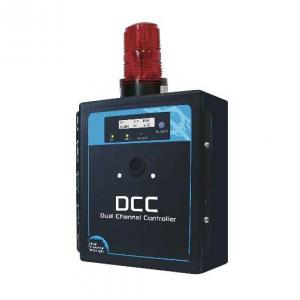 Dual Channel Controller for Gas Detection