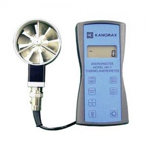Digital Thermo-anemometer