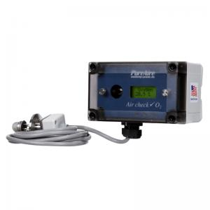 O2 Monitor 0-25% for Vacuum and Gas Lines