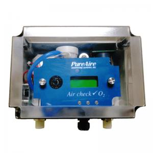 Air check O2 IP67 Water Resistant Sample Draw Monitor